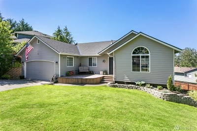 Marysville Single Family Home For Sale: 7302 59th Place NE