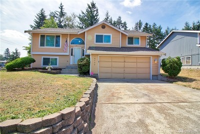 Spanaway Single Family Home For Sale: 16720 10th Ave Ct E