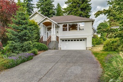 Bellingham Single Family Home For Sale: 2203 36th St