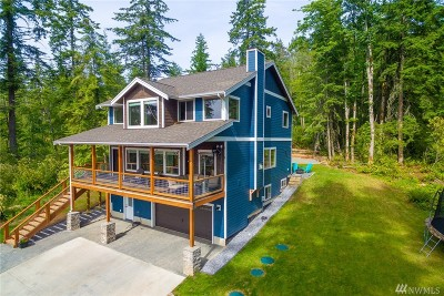 Bellingham Single Family Home For Sale: 3618 Toad Lake Rd