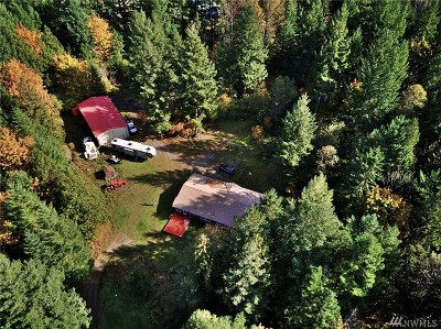 Lewis County Single Family Home For Sale: 943 Cannon Rd