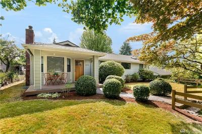 Shoreline Single Family Home For Sale: 20334 22nd Ave NE