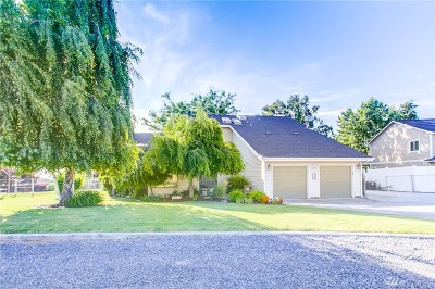 Moses Lake Single Family Home Contingent: 216 SE Viewmont Dr
