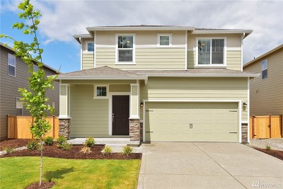 Single Family Home For Sale: 32715 Marguerite Lane