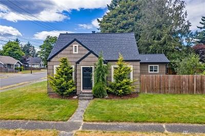 Tacoma Single Family Home For Sale: 6248 S Junett St