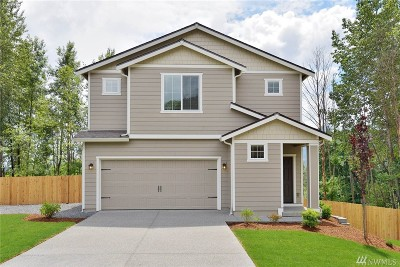 Single Family Home For Sale: 32723 Marguerite Lane