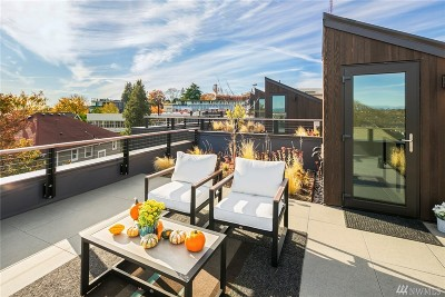 Seattle Condo/Townhouse For Sale: 303 Lee St