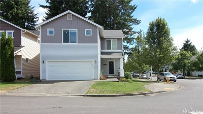Tumwater Single Family Home Pending Inspection: 895 Wrigley Lane SW