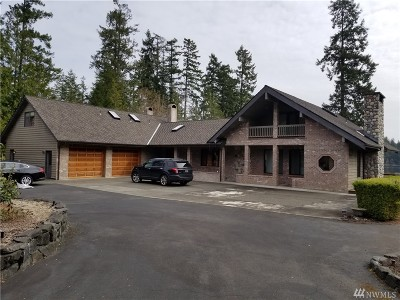 Shelton Single Family Home For Sale: 2611 E Pickering Rd