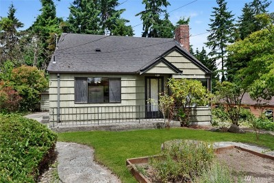 Shoreline Single Family Home For Sale: 1024 NE 190th St