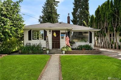 Burlington Single Family Home Pending: 710 E Sharon Ave