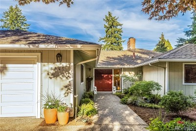Mercer Island WA Single Family Home For Sale: $1,379,000