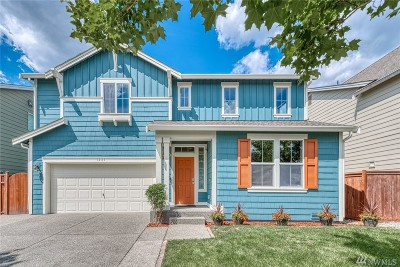 Auburn Single Family Home For Sale: 1267 32nd Place NE