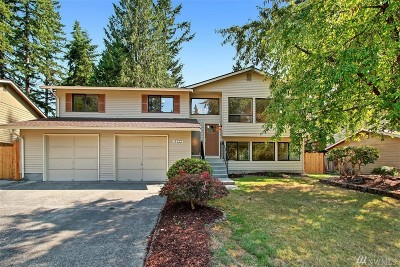 Marysville Single Family Home For Sale: 5122 128th Place NE