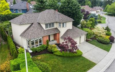 Everett Single Family Home For Sale: 11318 34th Dr SE