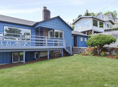 Seattle Single Family Home For Sale: 8223 S 123rd St