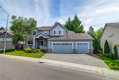 Bothell Single Family Home For Sale: 1120 185th Place SE