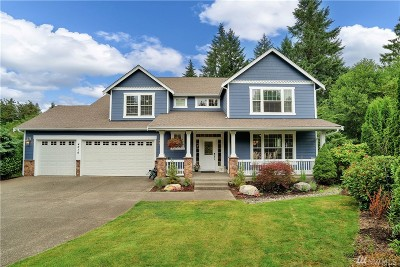 Single Family Home For Sale: 4616 77th Ave NW