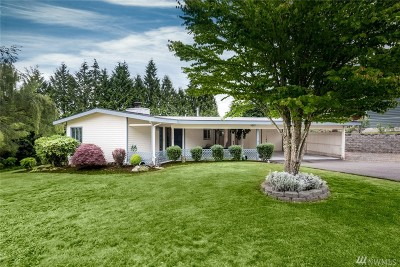 Bothell Single Family Home For Sale: 16820 105th Ave NE