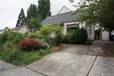 Tukwila Single Family Home For Sale: 13711 34th Ave S