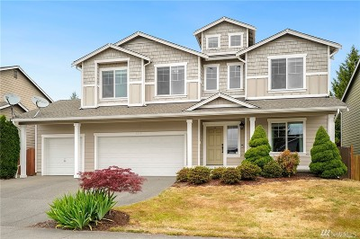 Marysville Single Family Home For Sale: 7219 35th Place NE