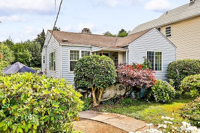 Seattle Single Family Home For Sale: 1237 S Donovan St