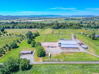 Farm For Sale: 17028 Trombley Rd