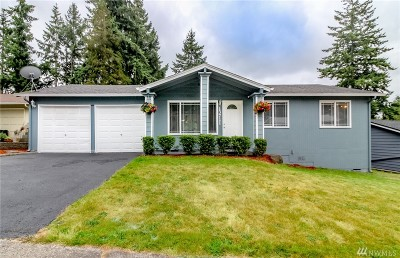 Renton Single Family Home For Sale: 13711 SE 173rd Place