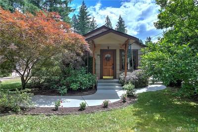 Carnation Single Family Home For Sale: 2112 Fall City Carnation Rd NE