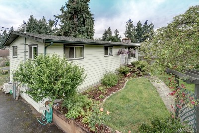 Single Family Home For Sale: 17401 SE 262nd St