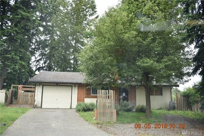 Puyallup Single Family Home For Sale: 14714 104th Ave E