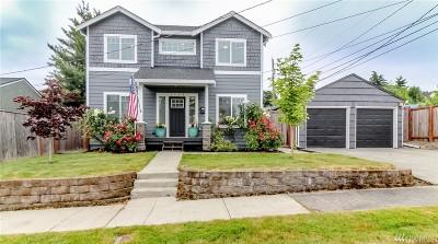 Tacoma Single Family Home For Sale: 3409 E T Street