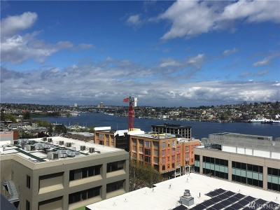 Seattle Condo/Townhouse For Sale: 1504 Aurora Ave N #407