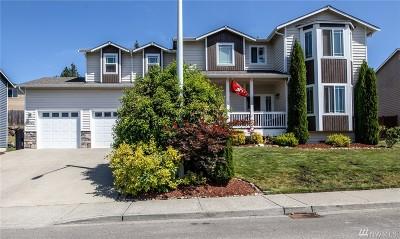 Monroe Single Family Home For Sale: 18949 137th St SE