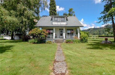 Sumner Single Family Home For Sale: 7727 166th Ave E
