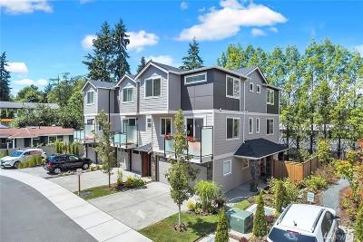 Edmonds Single Family Home For Sale: 7915 229th Place SW #C