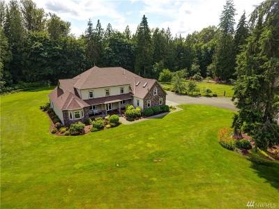 Arlington Single Family Home For Sale: 11414 Jordan Rd
