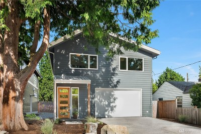 Seattle Single Family Home For Sale: 11040 19th Ave NE