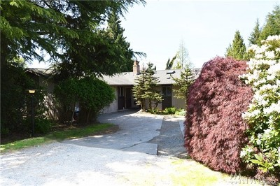 Whatcom County Single Family Home Pending: 9767 Vista Terrace