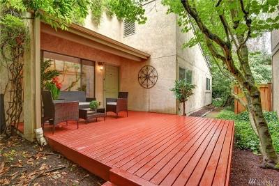 Kirkland Condo/Townhouse For Sale: 10027 NE 138th Place #C7