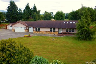 Skagit County Single Family Home Pending: 22784 Rallye Lane