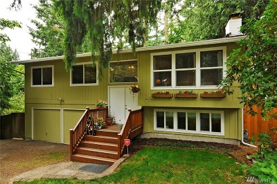 Sammamish Single Family Home For Sale: 1103 211th Place NE