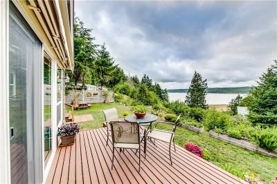 Mason County Single Family Home For Sale: 451 NE Yew Tree Lane