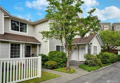Shoreline Condo/Townhouse For Sale: 18545 Linden Ave N #15