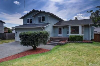 Mount Vernon Single Family Home Pending: 1107 Digby Lane