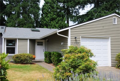 Kirkland Single Family Home For Sale: 13318 NE 137th Place