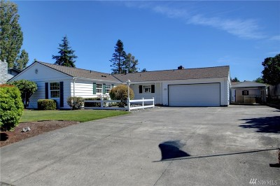 Skagit County Single Family Home For Sale: 19938 Lei Garden Rd
