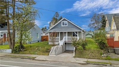 Tacoma Single Family Home For Sale: 2509 S 15th St
