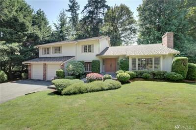 Sammamish Single Family Home For Sale: 21235 NE 35th Lane
