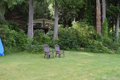 Snohomish Single Family Home For Sale: 123 NW Lake Roesiger Rd
